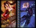 League of Legends ez sona [Psych0path]
