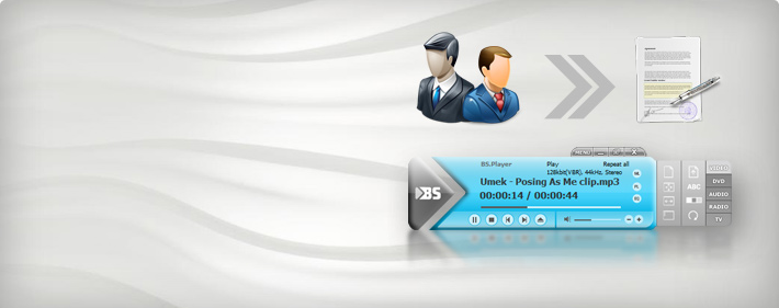 BS.Player Licence